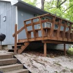 cabin 9 outside