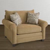 Bassett 3989-18 Alex Chair and a Half Discount Furniture ...