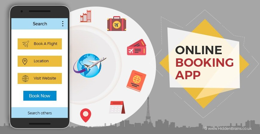 How much does it Cost to Build Online Booking App? - booking app