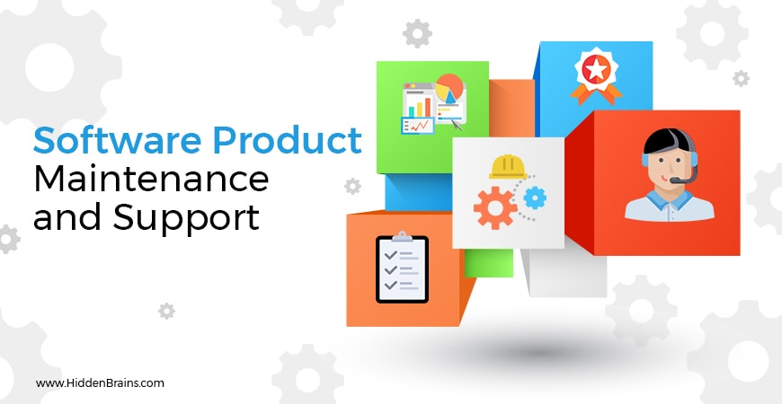 Approaches and Types of Software Product Support and Maintenance