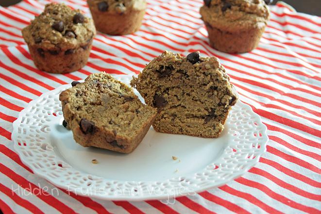 Vegan Bakery-Style Zucchini Bread Muffins