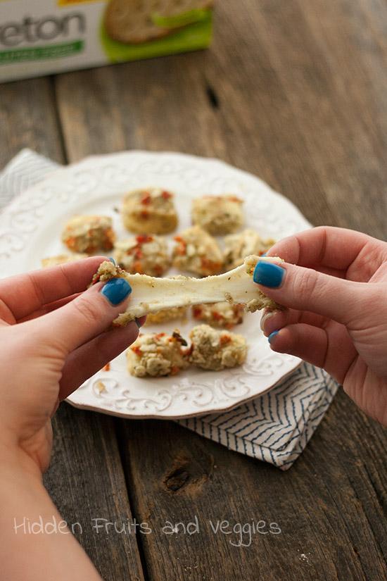 Gluten Free Mozzarella Bites
