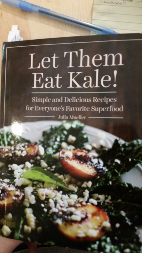 Let Them Eat Kale!