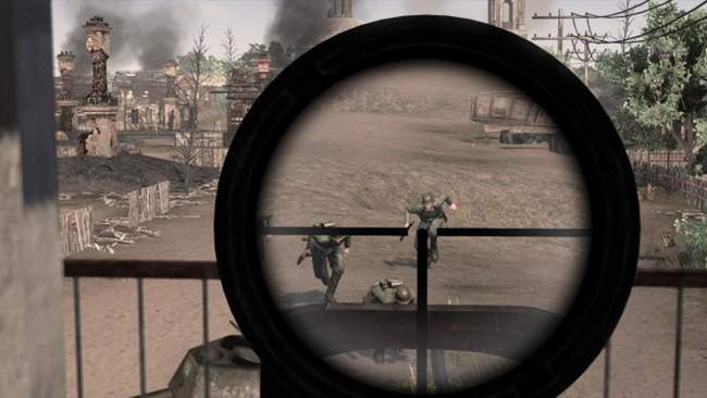 3d Call Of Duty 2 Wallpaper Red Orchestra 2 Heroes Of Stalingrad Download Hienzo Com