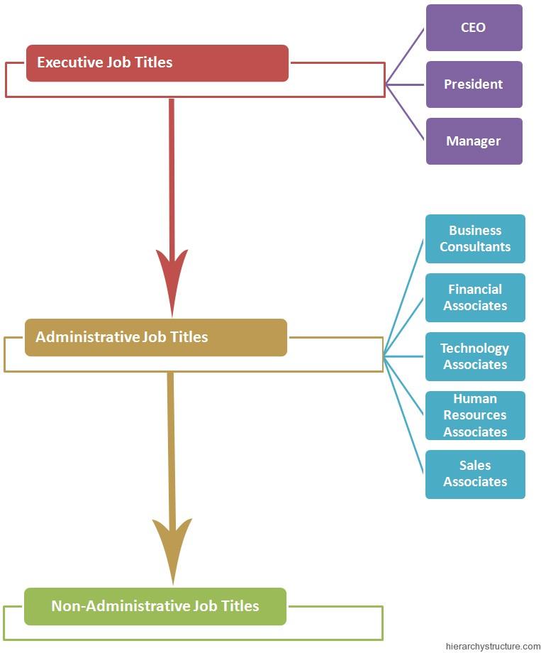 4 Business Management Job Titles