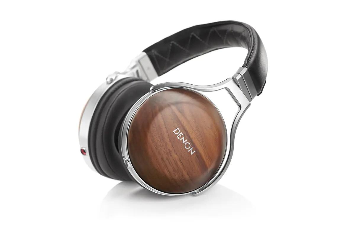 Reference Over Ear Bluetooth Headphones Klipsch Denon Ah D7200 Reference Headphone Walnutsilver Kaufen