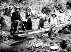 History of the California Gold Rush