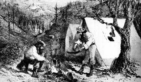 Borthwick-mining-camp