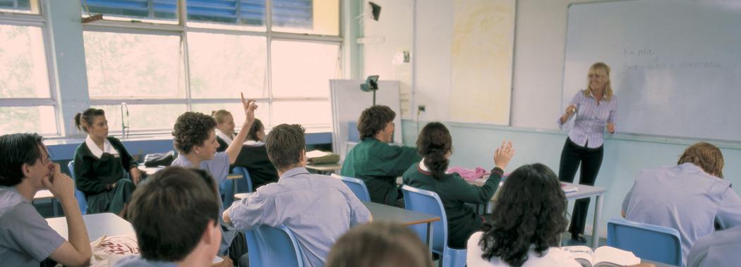 The Australian Education System - High-School-Australia