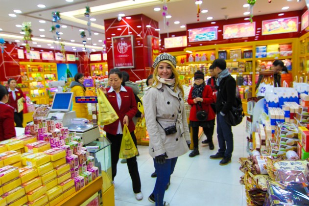 Asia candy shop