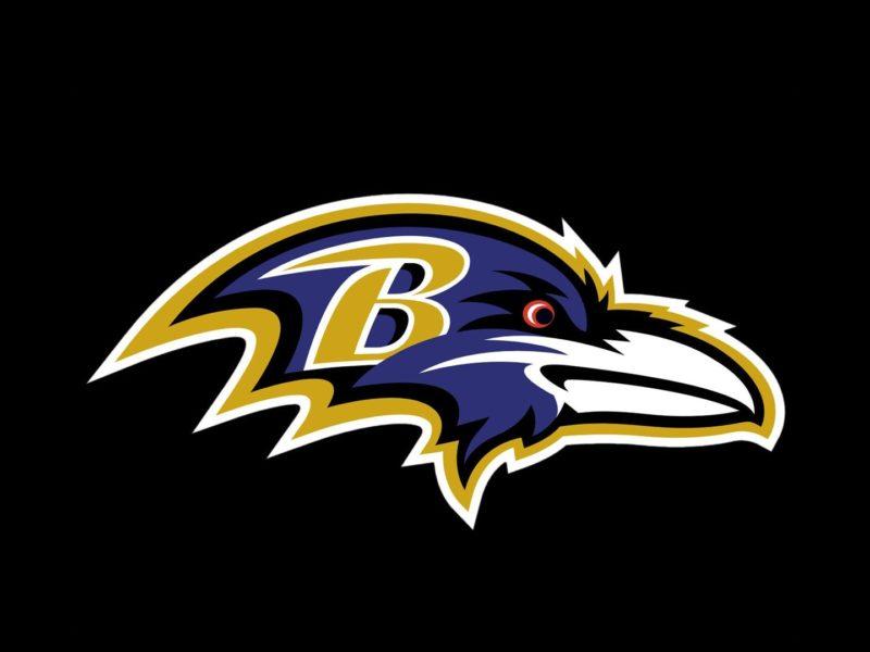 Barcelona Logo 3d Wallpaper Baltimore Ravens Logo High Definition Wallpaper