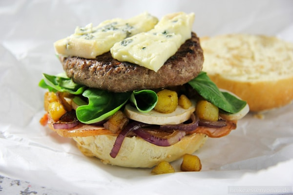 Winter-Burger von Heike