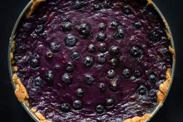 heidelbeer-tarte