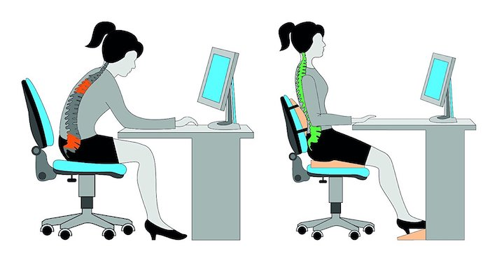10 Best Back Cushions And Lumbar Supports For Office