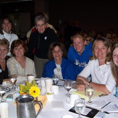 Sheryl, Anne, Nora, Carlee, Judy, Crystal, Martha, Jan