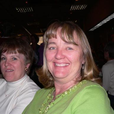 Lynne Wride, Judy Bush