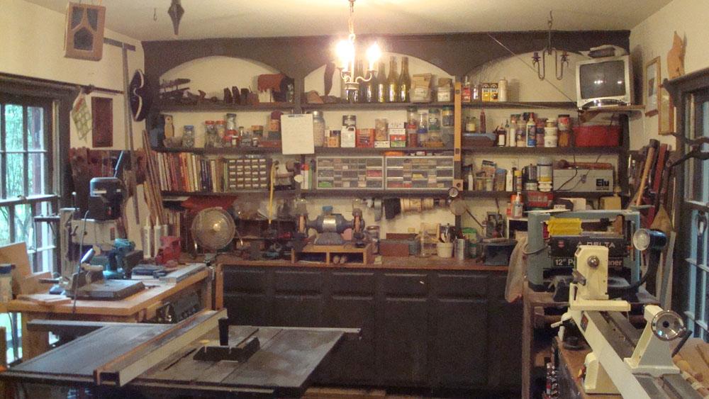 Workshop Organization Ideas Plans DIY Free Download night stand - home workshop ideas