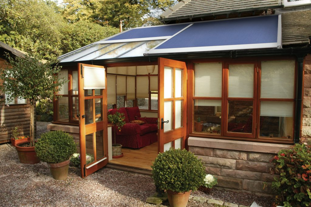 Luxaflexr Awning Systems Highline Blinds