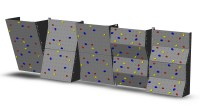 Highline Modular Bouldering Walls 6000 Inc Vat