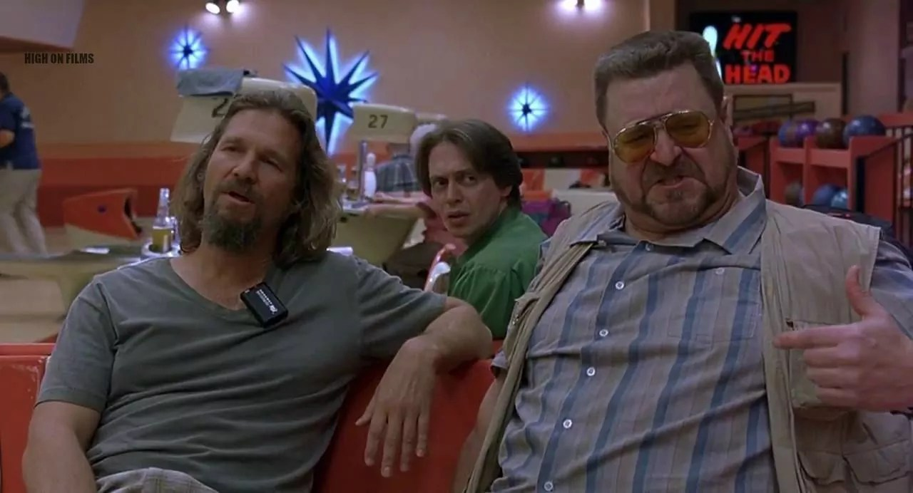 The Big Lebowski 1998 The Dude High On Films