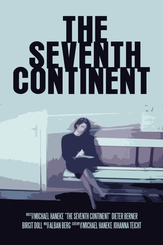 The Seventh Continent poster