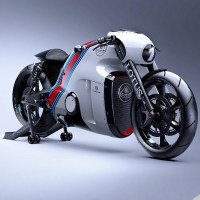 Lotus to Release the C-01 LightCycle, a Motorbike by the Masters of Design...