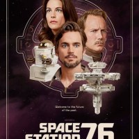 Space Station 76 Trailer, the Sci-Fi Comedy TV Series...