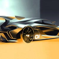 The McLaren P1 GTR Preview, the Stunning Track Day Supercar...