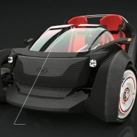 Strati, the World's First 3D Printed Car...