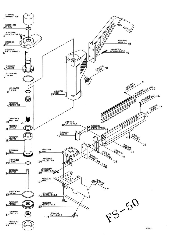 spring schematic diagram