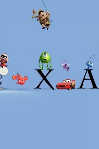 Good Wallpapers Iphone Pixar Logo Wallpaper Hd Wallpapers