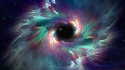 Iridescent Nebula Wallpaper - HD Wallpapers