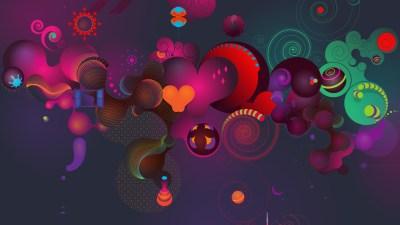 Abstract Cartoon wallpaper - HD Wallpapers