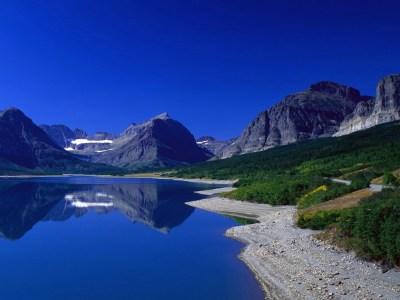 Mountain top lake wallpaper - HD Wallpapers