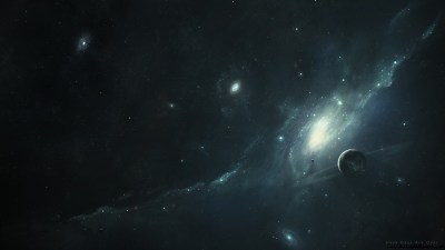 Outer Space Wallpaper - HD Wallpapers