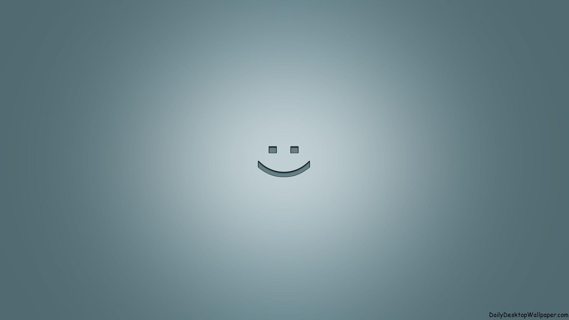 Cute Emoji Iphone Wallpapers Smile In Grey Hd Wallpapers