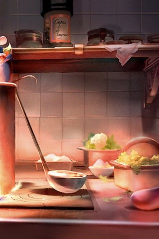 Awesome Fast Car Wallpapers Ratatouille Scene Hd Wallpapers