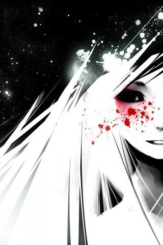 Wallpaper Cute Girl Cartoon Hd Dark Anime Cartoon Girl Hd Image Hd Wallpapers