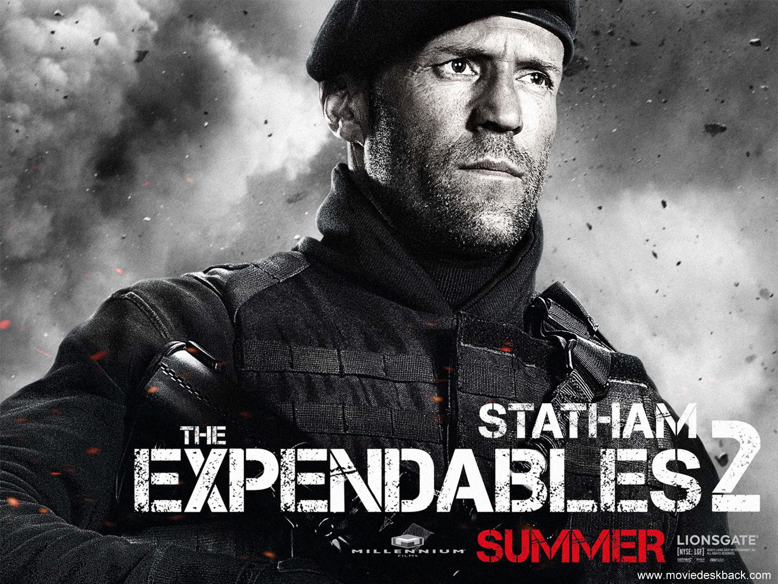 Expendables Wallpaper Iphone Jason Statham Hd Expendables 2 Desktop Image Hd Wallpapers