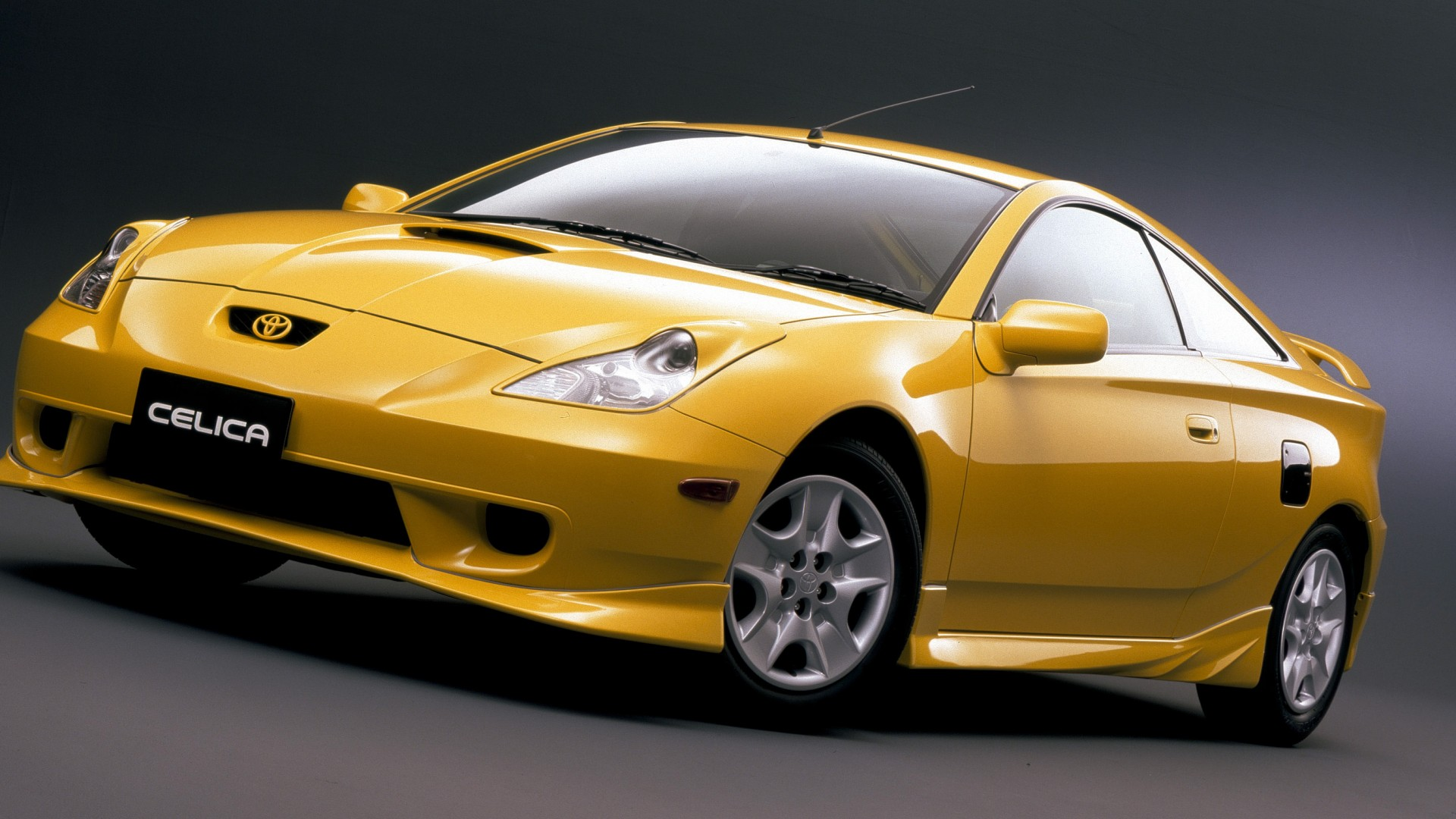 Supra Iphone Wallpaper Golden Toyota Celica In Stunning Hd Hd Wallpapers