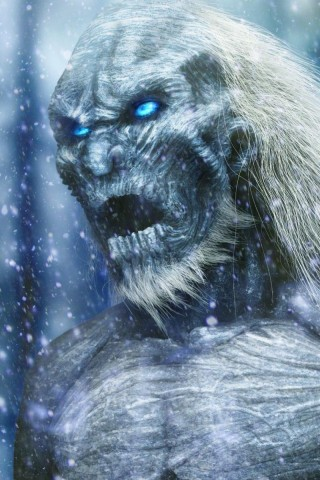 Uf Iphone Wallpaper Game Of Thrones White Walkers Wallpaper Hd Wallpapers