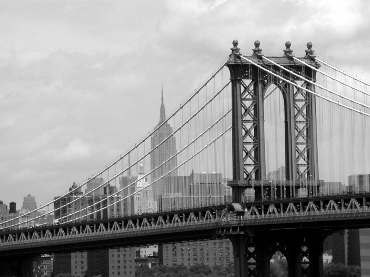 Hd Desktop Wallpapers For Windows 7 Manhattan Bridge Hd Wallpapers