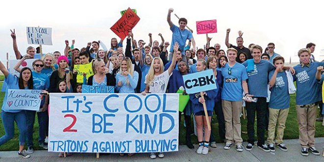Cool 2 Be Kind – Students Against Bullying