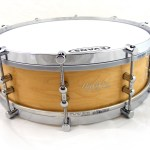 HighWood Custom 14 x 4.5 - Maple & Beech Gloss, Heritage hoops