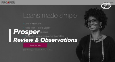 Prosper Reviews - Easy Way to Get a Personal Loan?
