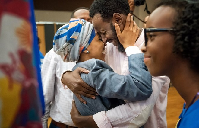 ilhan omar husband pictures