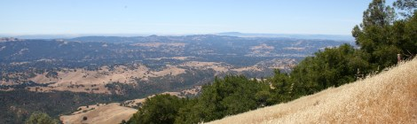Mt. Diablo day