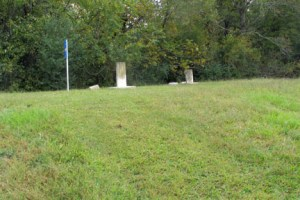 Sarah's Mound in Poverty Point