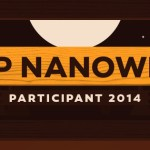 Camp NaNoWriMo: A writing challenge as difficult (or not) as you need it to be