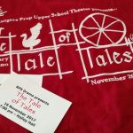 The fantastic premiere production of The Tale of Tales at Rutgers Prep